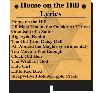 cripple creek lyrics