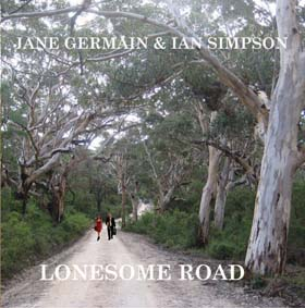 Lonesome Road CD Cover
